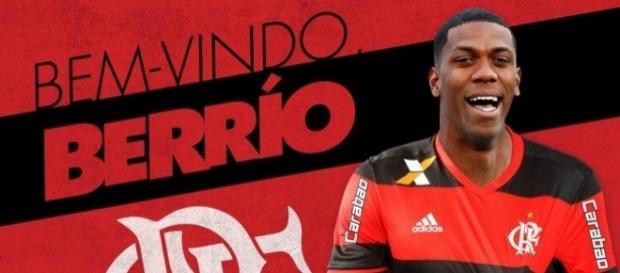 Flamengo: Berrío poderá estrear contra o Grêmio