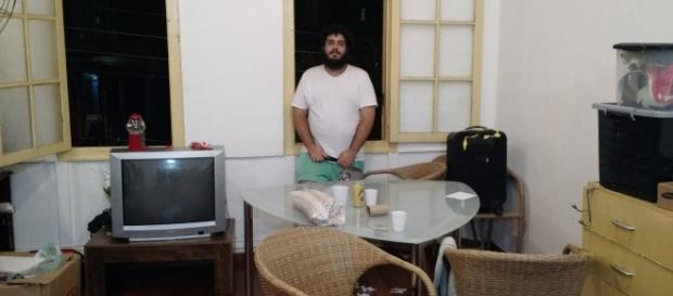 Iran Giusti idealizador do projeto
