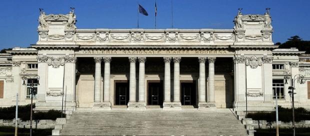 La Galleria Nazionale d'Arte Moderna a Roma