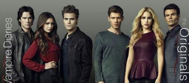 """Será que veremos alguém do elenco de """"The Originals""""?"""