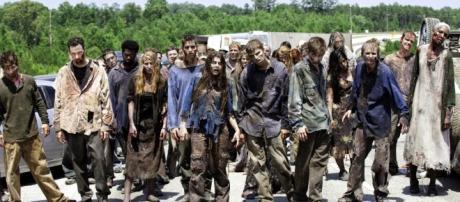 Mortos-vivos de The Walking Dead