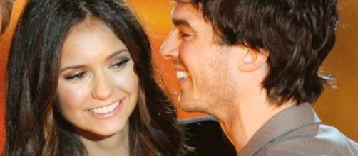 Ian Somehalder e Nina Dobrev já namoraram