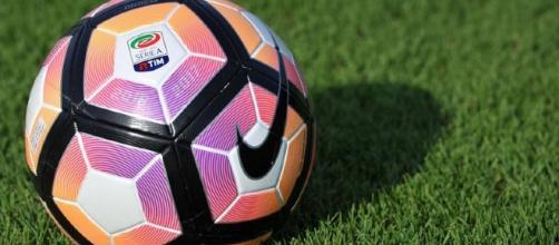 Il pallone della nostra Serie A.
