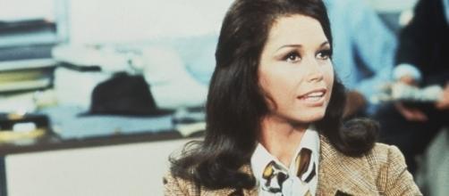 """Imagen de """"The Mary Tyler Moore Show"""" transmitido por CBS en los 70."""