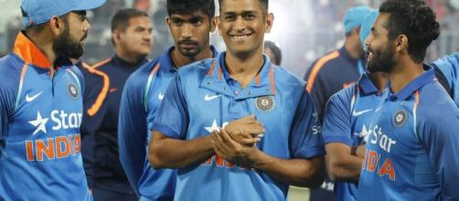 Indian team (Imge credits:Twitter.com/BCCI)