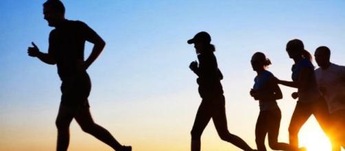 Lo sport migliora la salute e l'umore