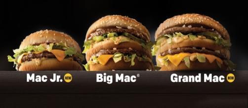 McDonald's Announces the Grand Mac and Mac Jr., Its New Big Mac ... - trueviralnews.com