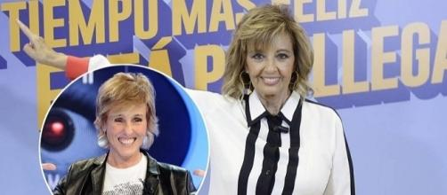 Mercedes Milá sustituiría a Mª Teresa Campos por su enfado con Telecinco