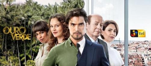 Ouro Verde está a ter sucesso na TVI.