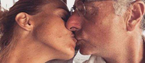 Paolo Bonolis e Sonia Bruganelli - donnamoderna.com