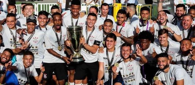 Corinthians conquistou décimo título da Copa São Paulo