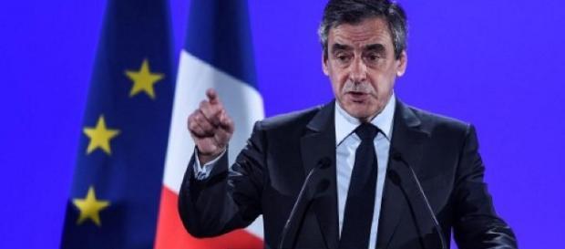 Francois Fillon candidature Besancon 2017