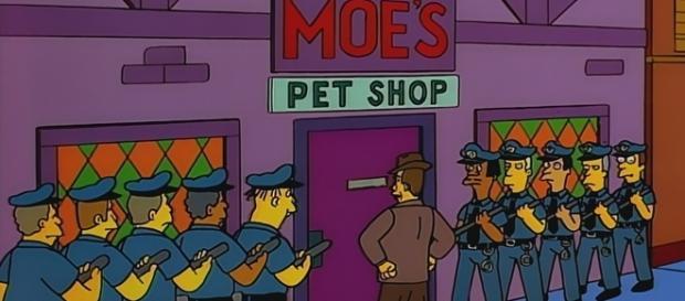 Imagen de Los Simpson marca registrada 20th Century Fox