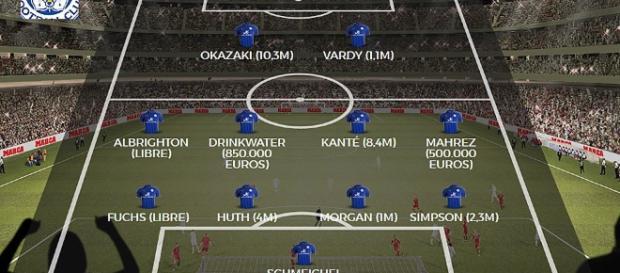 Leicester City: ¿El campeón más barato de la Premier League ... - marca.com