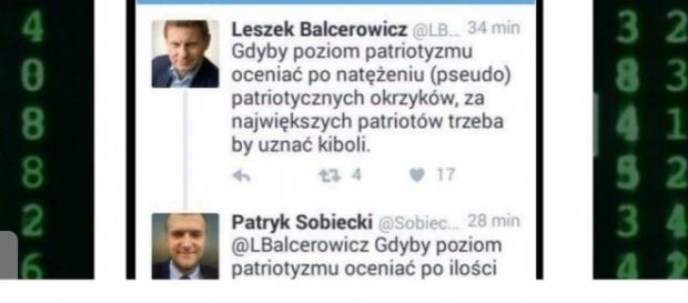 Leszek Balcerowicz nie ma szczęścia do internetowych dyskusji.