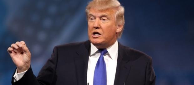 O presidente dos EUA, Donald Trump.
