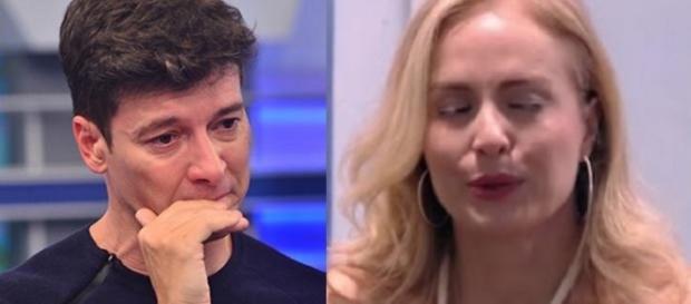 Rodrigo Faro e Angélica - Google