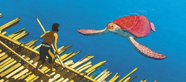 Studio Ghibli: esce in Giappone La tartaruga rossa, il nuovo ... - talkymovie.it