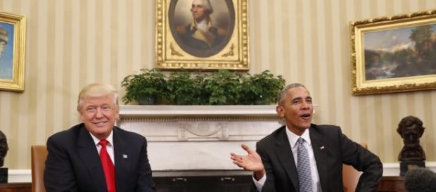 Trump dá inicio ao seu governo revogando projetos instituídos por Obama
