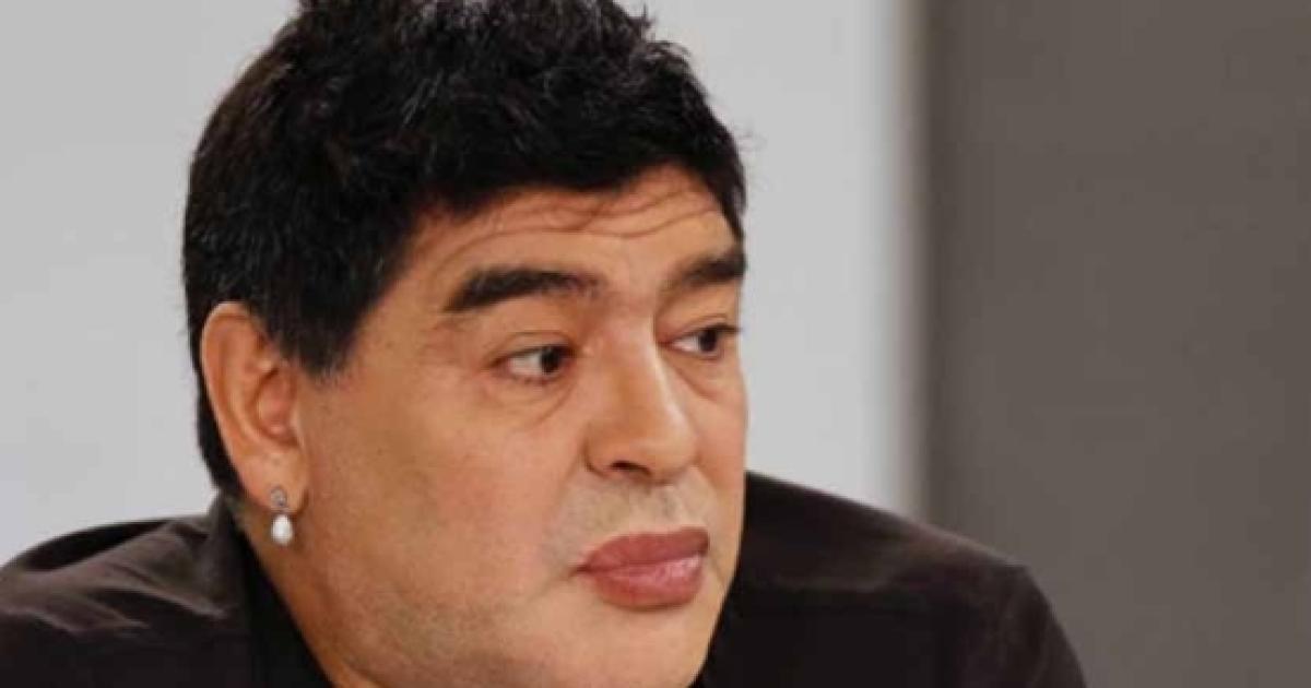Diego Armando Maradona riconosce il figlio, è polemica?