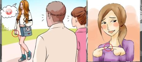 Pessoas tímidas têm um modo diferente de agir