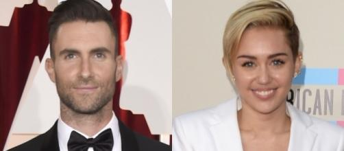 Adam Levine Quitting 'The Voice' Over Fued With Miley Cyrus? - inquisitr.com