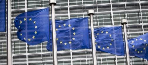 drapeaux Européens - démocratie - opinion