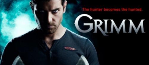 Grimm tv show logo image via Flickr.com