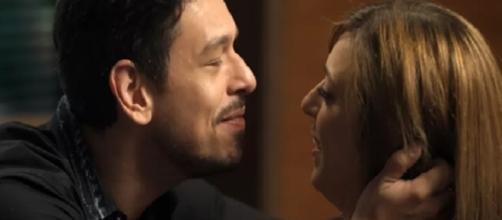 Lázaro e Marisa em 'Rock Story' (Divulgação/Globo)
