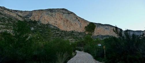 Parque Natural del Montgó (provincia de Alicante)