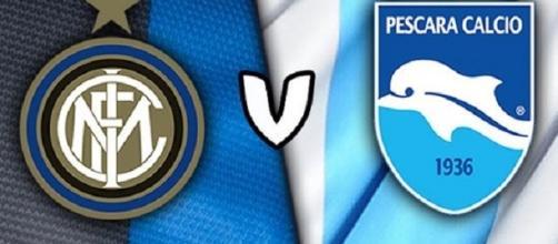 Pescara-Inter streaming e diretta tv, dove vederla