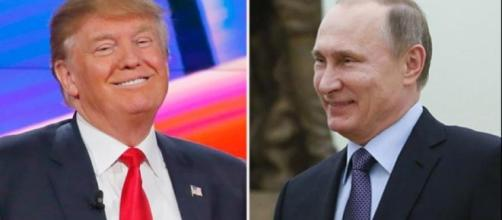 Report: Trump to meet with Putin in first foreign trip as ... - jpost.com