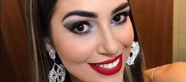 A ex-miss Amazonas está vivendo affair com Manoel