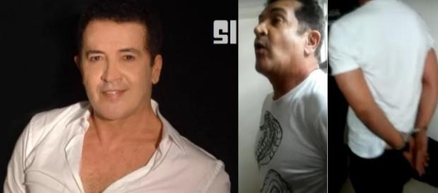 Beto Barbosa é preso e algemado em Fortaleza