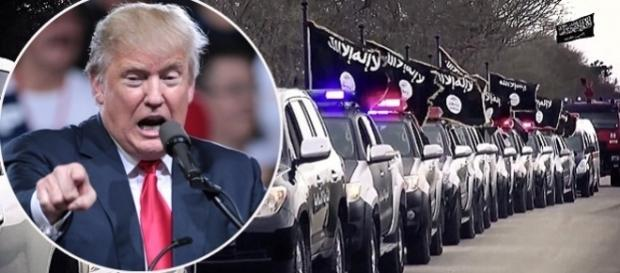 Donald Trump a cerut Pentagonului un plan de lovire mai agresivă a Statului Islamic