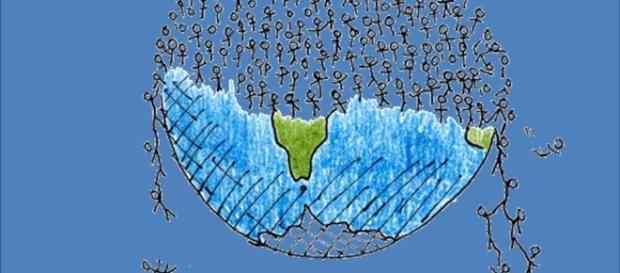 Efectos de la Sobrepoblación / Causas y Propuestas   Conexión ISEP - blogspot.com