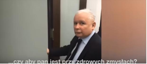 Jarosław Kaczyński niszczy posła Nitrasa.
