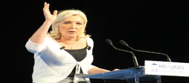 Marine Le Pen - Pénélpegate - CC BY