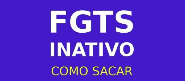 O saque das contas inativas do FGTS começa em março