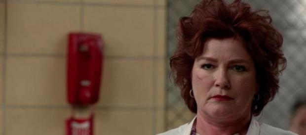 Orange Is The New Black : Kate Mulgrew (Red) a vécu dans une cage