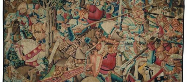 Orlando Furioso: 500 years – What Ariosto saw when he closed his ... - artcityemiliaromagna.com BN library