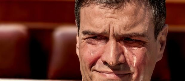 Pedro Sánchez se derrumba y reconoce que es un actor - viralizzer.com