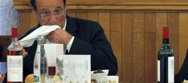 Pendant cinq ans, François Hollande a plus visité les grands restaurants que les hôpitaux ou Palais de justice