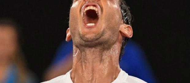 Rafa Nadal sufrió para alcanzar la final