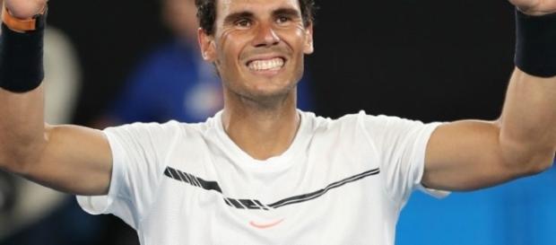 Rafael Nadal peut sourire, il se qualifie pour la finale de l'Open d'Australie !