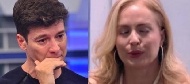 Rodrigo Faro se acidenta e rebele mensagem de Angélica