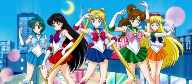 Sailor Moon Crystal voltará para alegria das crianças dos anos 1990.