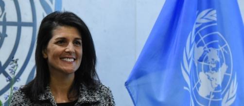 Ambassador Nikki Haley starts at the U.N., says she will be ... - nsjonline.com