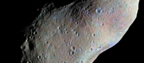 Asteroidi: potenziale problema o fonte inesauribile di risorse? Source: Wikimedia Commons