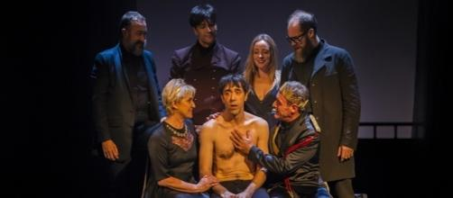 Hamlet, teatro Kamikace, Miguel del Arco